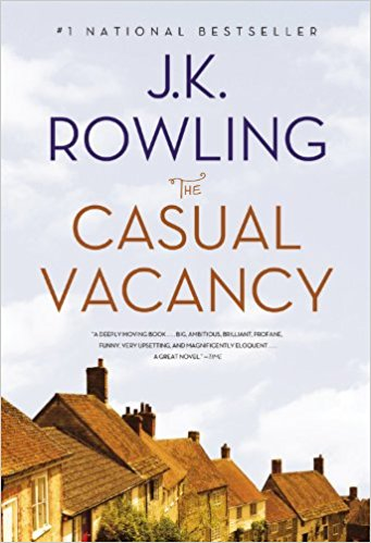 The Casual Vacancy Audio Book